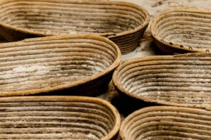 天然酵母でつくるライ麦サワー種